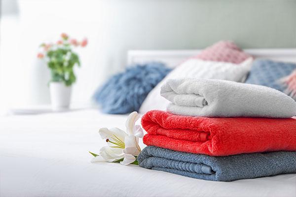 Sonderleistung Textilreinigung